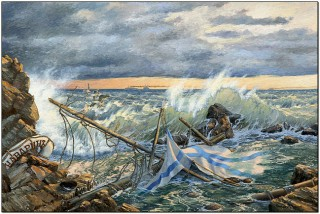 Цусимское сражение - апофеоз русско-японской войны