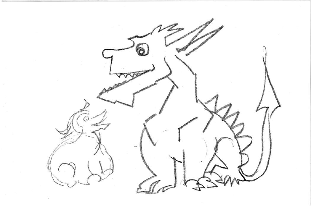 время для драконов:
