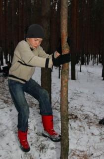 Испытания и конкурсы в зимнем лагере
