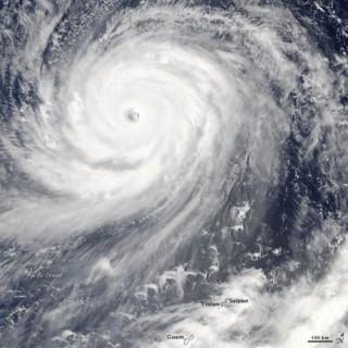 Глаз Тайфуна