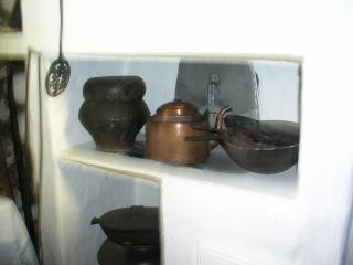"""Кухонные """"инструменты"""" 19 века. Фото Милены Клещевой"""