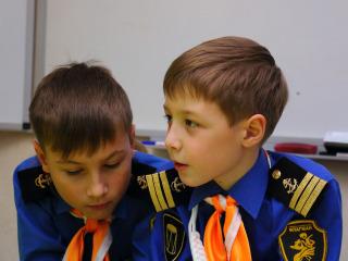 Матвей Синцов и Федя Чертов