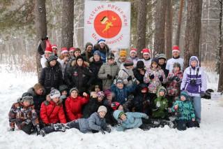 """Флагман"" и ""Русские пробежки"" на празднике в лесу"