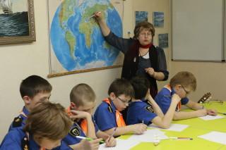 Анна Григорьевна рассказывает про историю Крыма