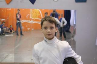 Никита Гребенщиков на турнире