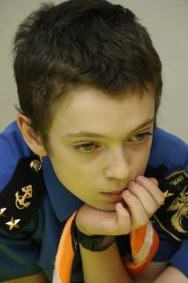 Тимур Герасимов, шкипер флотилии