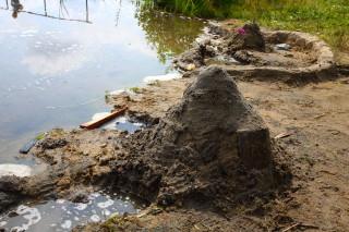 Строим зАмки на песке