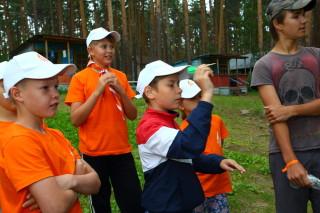 Слава Ильин - на с дротиком в руке