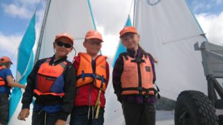 Богдан, Денис и Лера