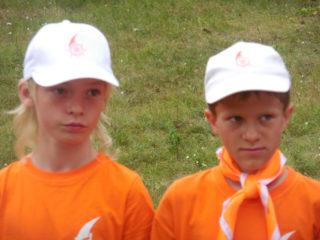 Андрей Устюгов - слева