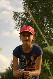 Маша Матушкина