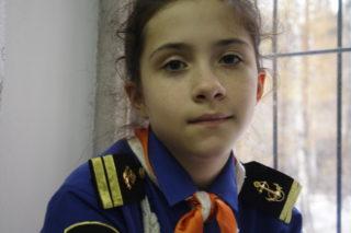 Милена Клещёва (фото Севы Погольского)
