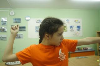 Милена Клещёва (фото Игоря Кабанова)