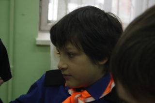 Семён Лапа (фото Игоря Кабанова)